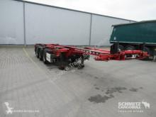 Semi remorque châssis Krone Containerfahrgestell Slider