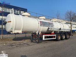Semirremolque cisterna Magyar Chemie 24000 Liter