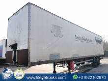 Samro box semi-trailer TAILLIFT garage door