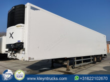 HTF HZP 32 semi-trailer used mono temperature refrigerated