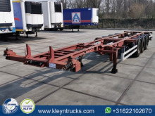 Semiremorca transport containere Pacton T3-007