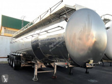 Panissars chemical tanker semi-trailer CSP3-N-S
