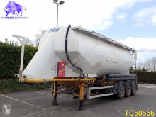 Feldbinder Silo semi-trailer used tanker
