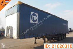Yarı römork sürgülü tenteler (plsc) Schmitz Cargobull Tautliner