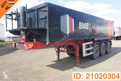 ATM 26 cub in alu semi-trailer used tipper
