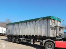 Samro tipper semi-trailer Kipper *55 kubik*AluSchassi/Edelstahl* INOX*