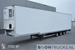 Semi remorque frigo Talson F 1227 + THERMOKING SL200e | MEGA AIR CARGO * LIFTAXLE * HYDRAROLL
