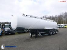 Semi remorque citerne Trailor Fuel tank alu 40 m3 / 9 comp
