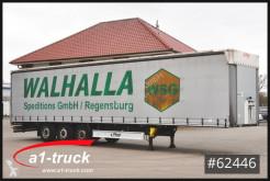 Fliegl tarp semi-trailer SDS, Tautliner, Standard, Liftachse