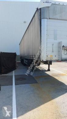 Semirimorchio cassone trasporto pannelli Schmitz Cargobull SCS srv