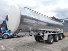 Semirremolque cisterna Magyar S43EBD ISOTHERMEIN MILKTANK 31.000L Sproeikoppen 09/2021 APK (O515)