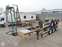 LAG O-3-39 CD 3-Assen BPW - Discbrakes - ADR - Alcoa's (O525) semi-trailer used container