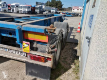 Semiremorca transport containere Asca CHASSIS 20 PIEDS