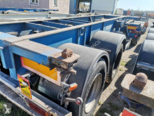 Asca container semi-trailer CHASSIS 20 PIEDS