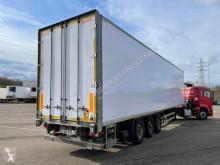 Semirremolque furgón doble piso Fruehauf FOURGON 3 ESSIEUX DOUBLE PLANCHER AVEC HAYON