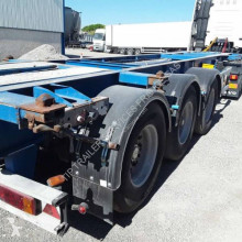 Semiremorca Asca Chassis 20/30 PIEDS transport containere second-hand