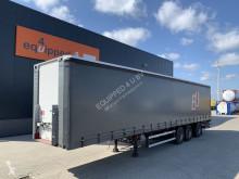 Naczepa firanka Groenewegen liftas, stuuras, achtersluitende klep, BPW, NL-trailer, APK: 03/2022