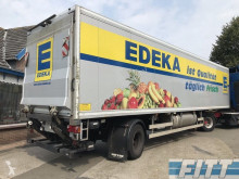 1 as gestuurde ISO oplegger met klep semi-trailer used box