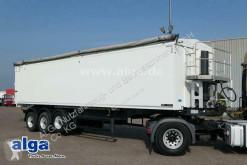 Langendorf cereal tipper semi-trailer SK 24, Alu, 54m³, Alu-Felgen, Kombitüren, TOP
