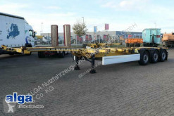 Semirimorchio Krone SD, 2x20/1x20/1x30/1x40/1x45 Fuß, ADR, Luft-Lift telaio usato