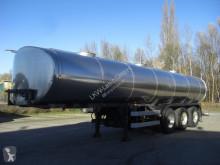Tanker semi-trailer MTSA 33-27 / 3 KAMMERN