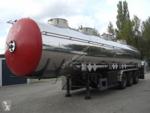 Semi reboque cisterna Magyar SR34EB / ADR / ALKOHOL