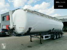 Feldbinder KIP 60.3 / Kippsilo / 60 m3 / Liftachse semi-trailer used powder tanker