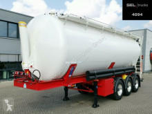 Kässbohrer SSK 40/3 - 40m3 / Liftachse / Kippsilo /NEW semi-trailer used powder tanker