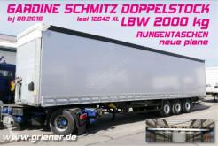 Schmitz Cargobull Auflieger Schiebeplanen SCS SCS 24/ GARDINE / LBW / DOPPELSTOCK/LASI/RUNGEN