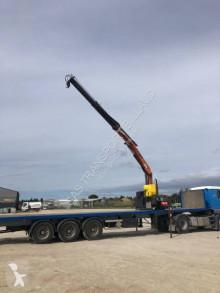 Lecitrailer flatbed semi-trailer 32 T