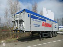 Semi remorque benne Benalu 58 cbm Optiliner, Kombi-Pendel-Klappe, Lift, SAF
