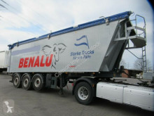 Benalu 48 cbm Agriliner,SAF Scheibe,Lift,Top semi-trailer used tipper