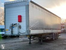 Schmitz Cargobull tautliner semi-trailer SCHMITZ SEMI REMORQUE P.L.S.C RIDELLES TOIT DEBACHABLE HAYON ELEVATEUR 2T