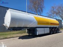 Návěs cisterna LAG tank 50600 Liter, 6 Comp, 2 liquid counters