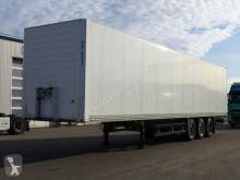 Naczepa Schmitz Cargobull SKO 24*Iso-Koffer*Portal*Doppelsto furgon piętrowy załadunek używana