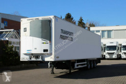 Chereau Thermo King SLX 200 /Trennwand/2,6h/SAF semi-trailer used insulated