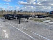 Fruehauf Coulissant semi-trailer new container
