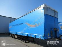 Schmitz Cargobull Curtainsider Mega Getränke semi-trailer used beverage delivery