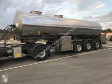 Magyar semi-trailer used food tanker