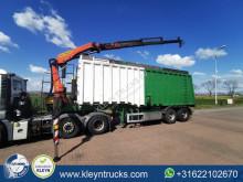 LAG tipper semi-trailer PALFINGER PK20002