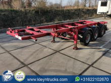 Rohr SA 39-L-ATL tankcontainer,adr,bp semi-trailer used container