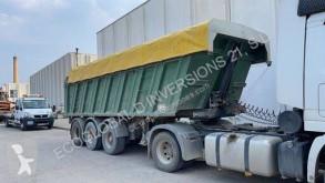 Fruehauf construction dump semi-trailer T34C