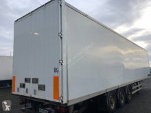 Samro self discharger semi-trailer FOURGON 3 ESSIEUXAVEC TAPIS ROULANT