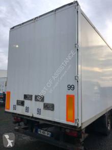 Samro box semi-trailer FOURGON 3 ESSIEUX AVEC TAPIS ROULANT