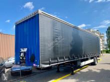 Semi remorque savoyarde Krone cityliner- webb trailer lprs9