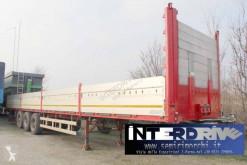 Cardi dropside flatbed semi-trailer semirimorchio cassonato usato cardi