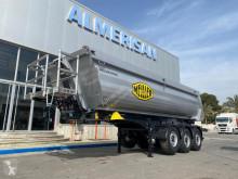 Meiller MHPS44/3 BAÑERA ACERO semi-trailer used cereal tipper