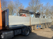 Renders 3 AS - STENENTRAILER + HIAB R-165-F3 semi-trailer used flatbed