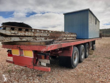 Leciñena semi-trailer used container
