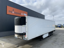 Krone mono temperature refrigerated semi-trailer Carrier Vector 1850 D/E, BPW, palletbox, NL-trailer